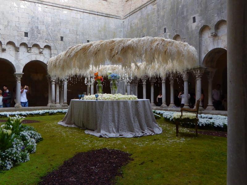 Temps de Flors – Girona sant pere de galligants