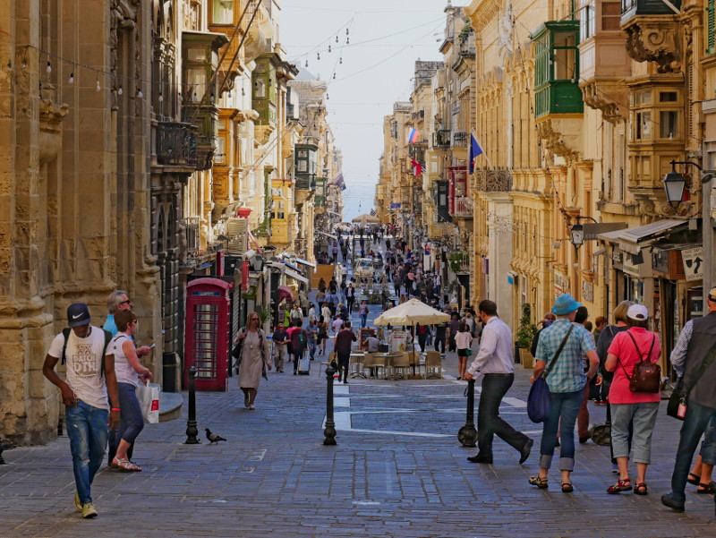 Valletta Malta Tipps