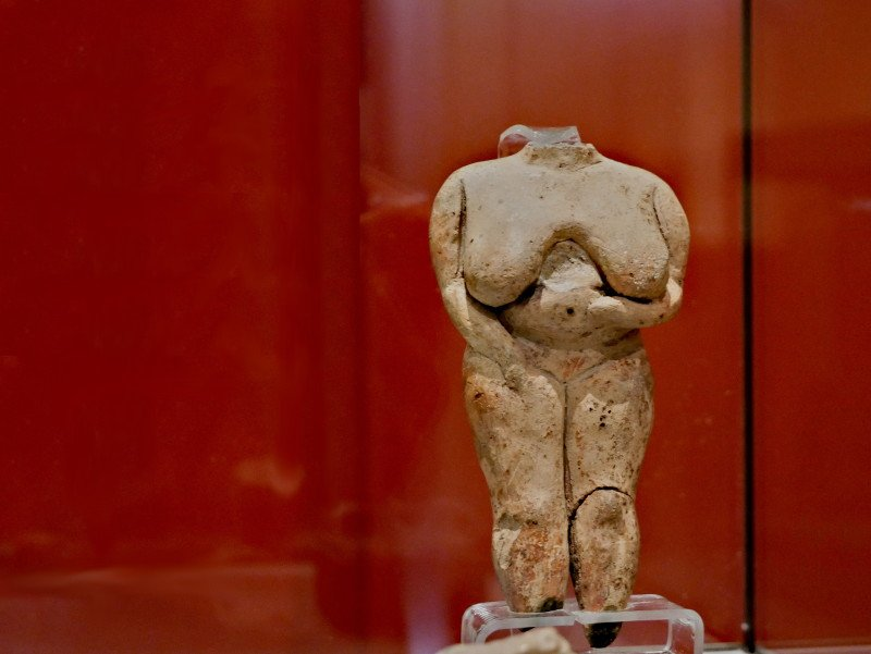 Malta tipps archeological museum venus of malta