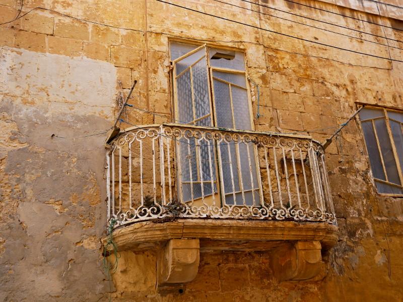 balkon birgu three cities malta