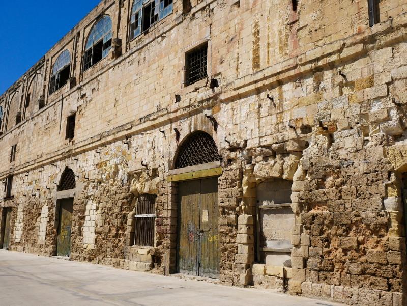 Docks birgu three cities malta