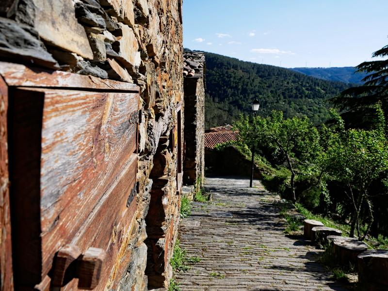 cerdeira village portugal
