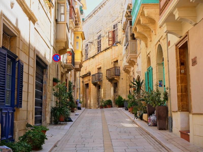 birgu three cities malta