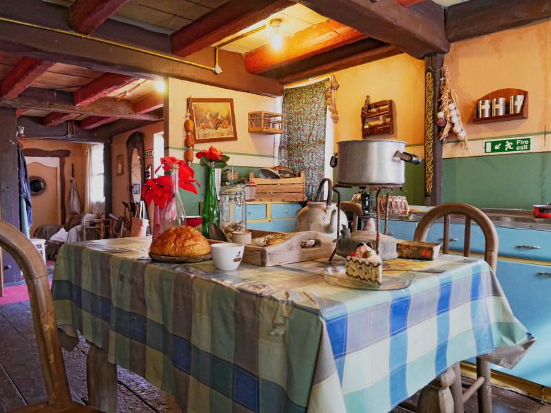 Popeye village auf malta küche
