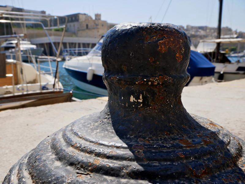 kanone birgu three cities malta