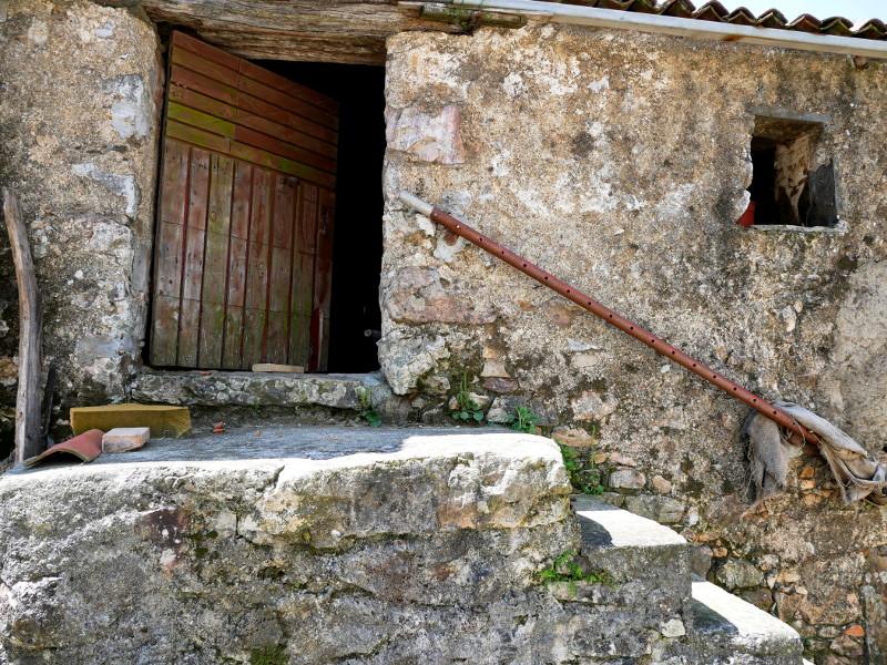 stall ziegen dorf portugal