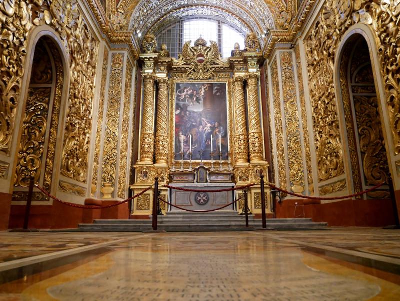 valletta kathedrale