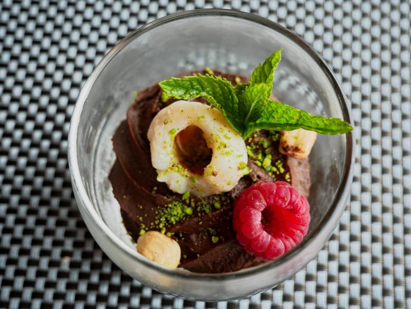 dessert restaurant degustation de l ile benoist