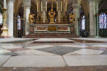 abbaye aux hommes caen grab william der eroberer