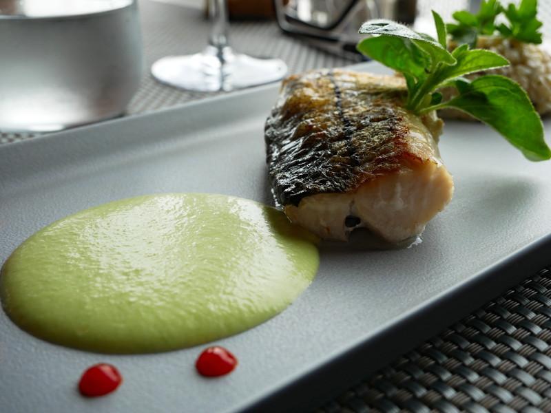 fisch restaurant degustation de l ile