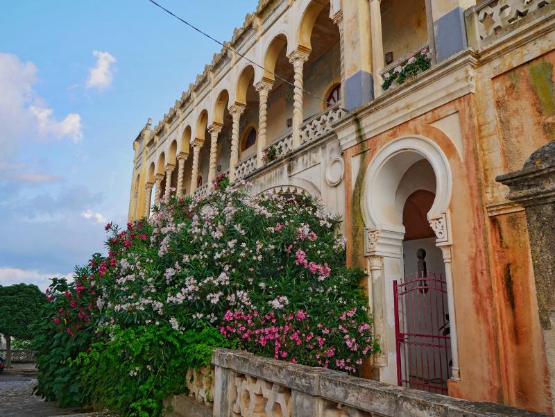 villa sticchi in santa cesarea terme salento