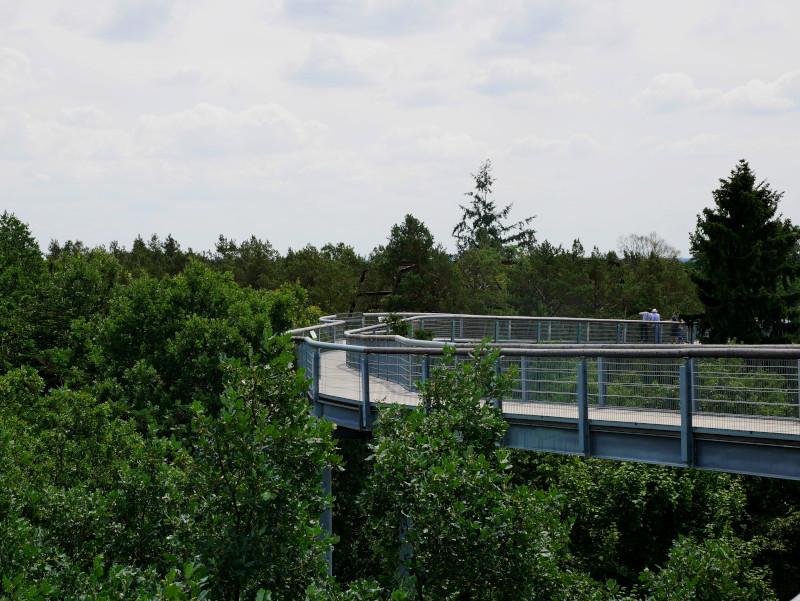 Beelitz Heilstaetten baumkronenpfad