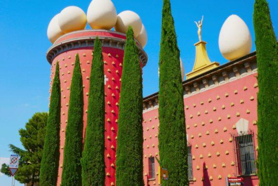 dali museum figueres torre galatea