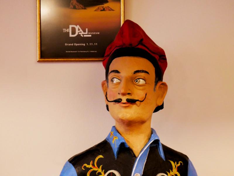Dalí dali restaurant figueres