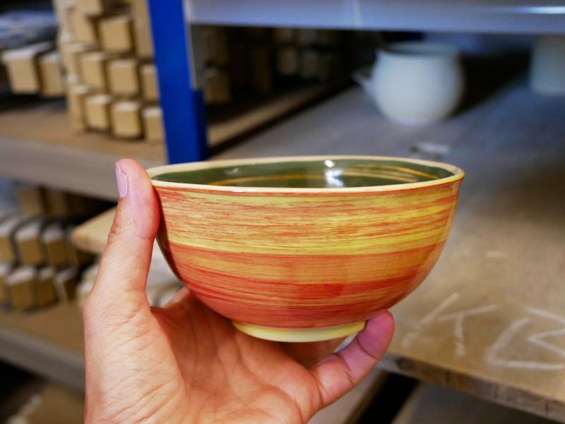 keramik schale schmerwitz selbst gemalt