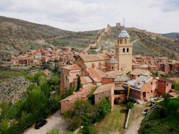 albarracín ausblick