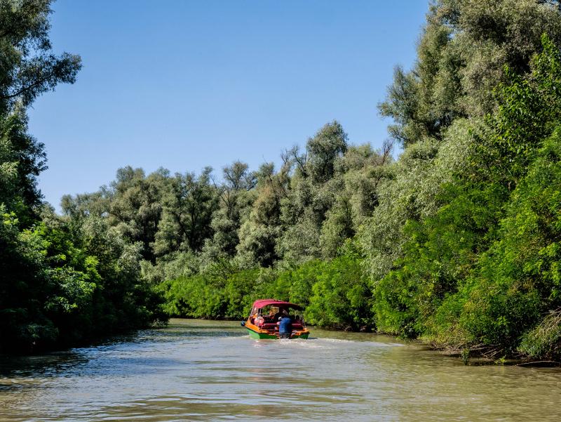 donautdelta tour boot rumaenien