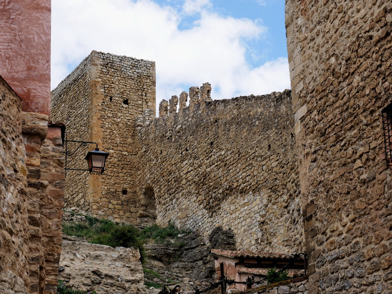 mauer albarracín