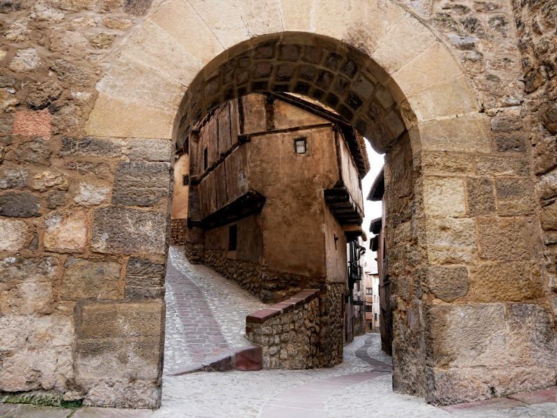 portal albarracín