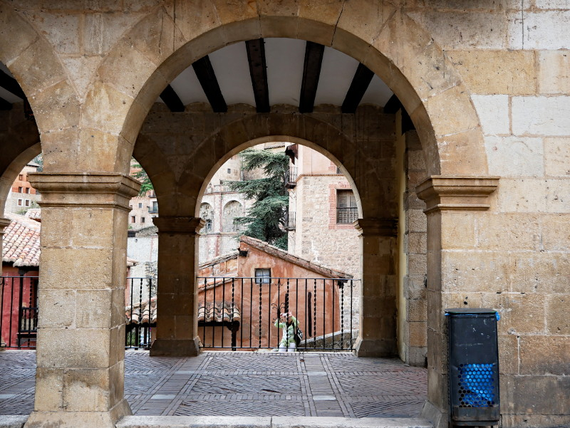 albarracín bogen