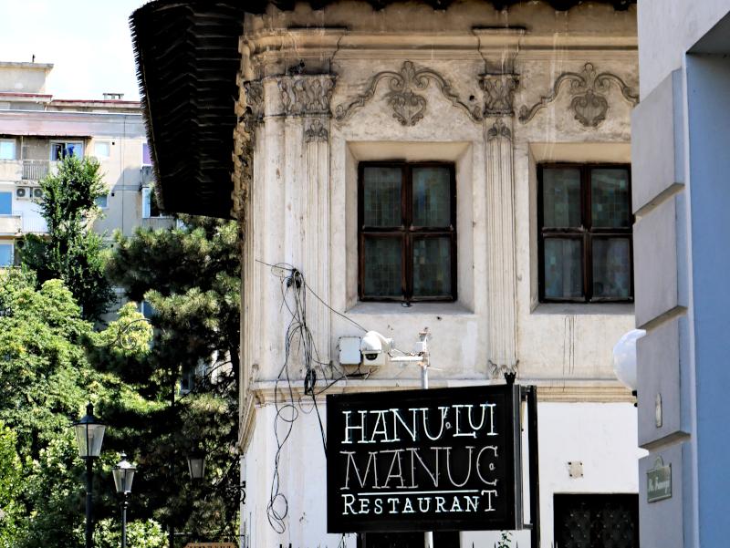 karawanserei restaurant bukarest
