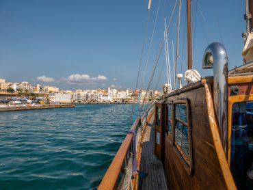 alania schoner segelboot delta ebro