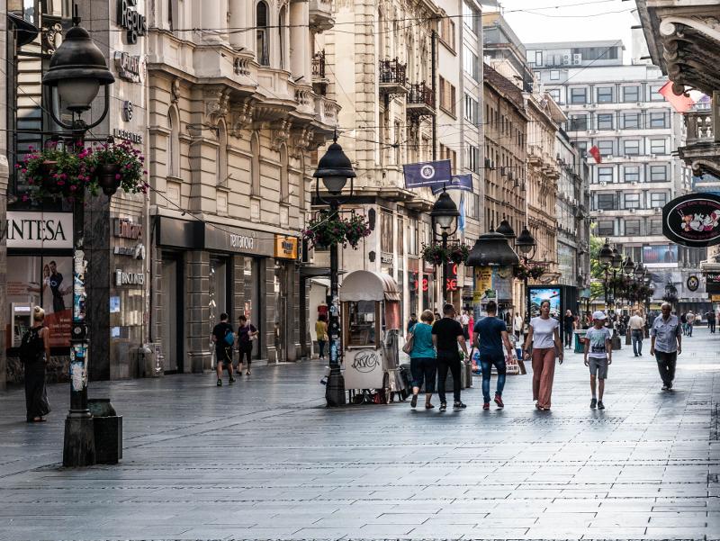 belgrad serbien