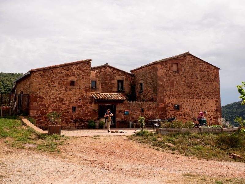 bellver slow food pla de la calma nachhaltig reisen katalonien