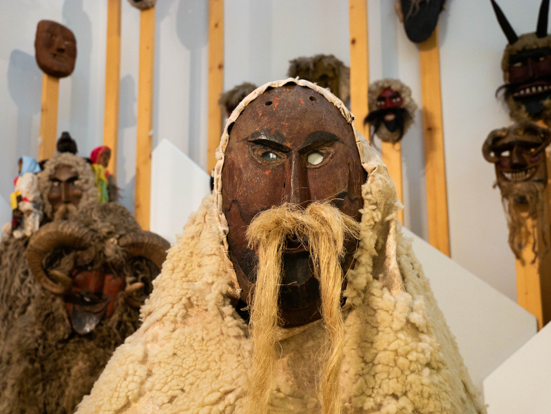 buso mohacs karneval museum ungarn