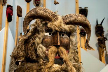 busojaras buso mohacs karneval museum ungarn
