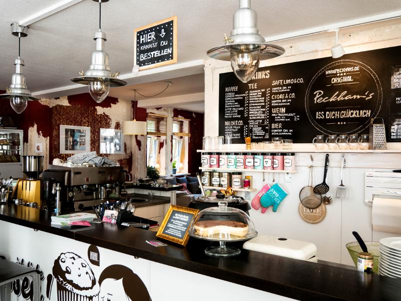 erfurt peckhams coffee nettes cafe