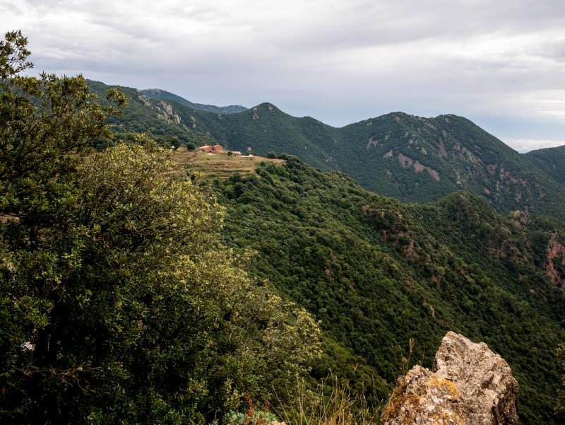 andschaft pla de la calma nachhaltig reisen katalonien f