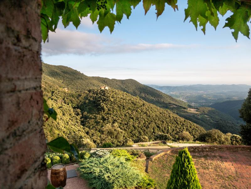 hotel can cuch nachhaltig reisen montseny katalonien