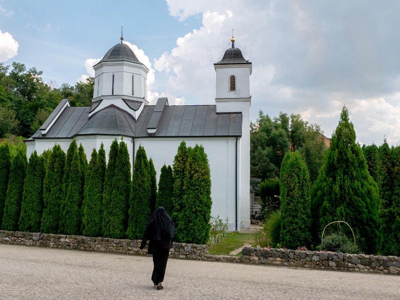 serbien kloster