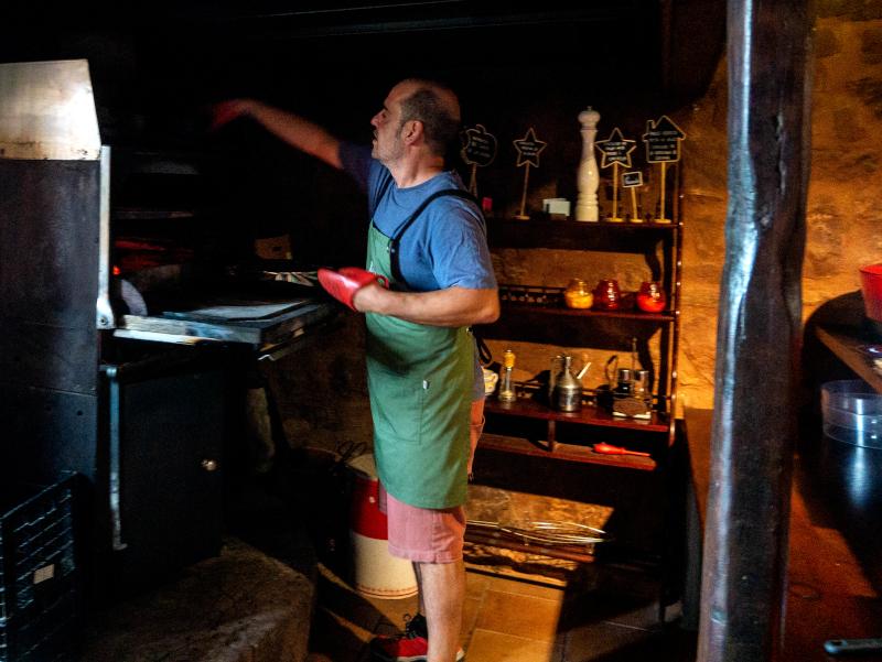 slow food bellver pla de la calma nachhaltig reisen katalonien