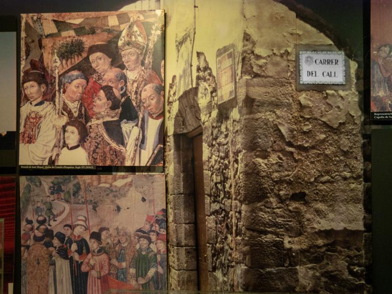 el call Barcelona Museum katalanische Geschichte MHC