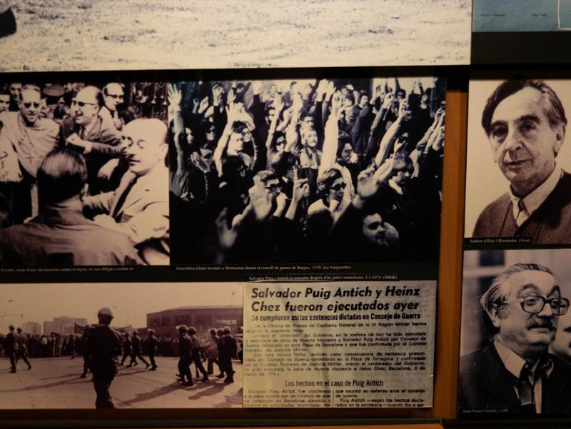 salvador puig antich Barcelona Museum katalanische Geschichte MHC