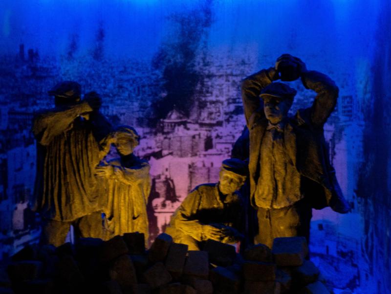 tragische Woche Barcelona Museum katalanische Geschichte MHC