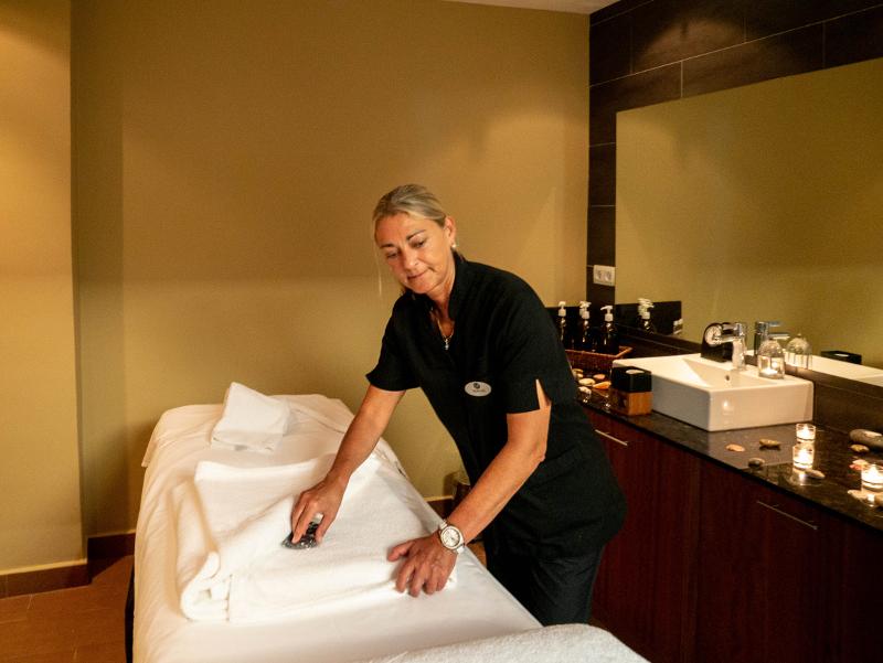 hotel monterrey massage