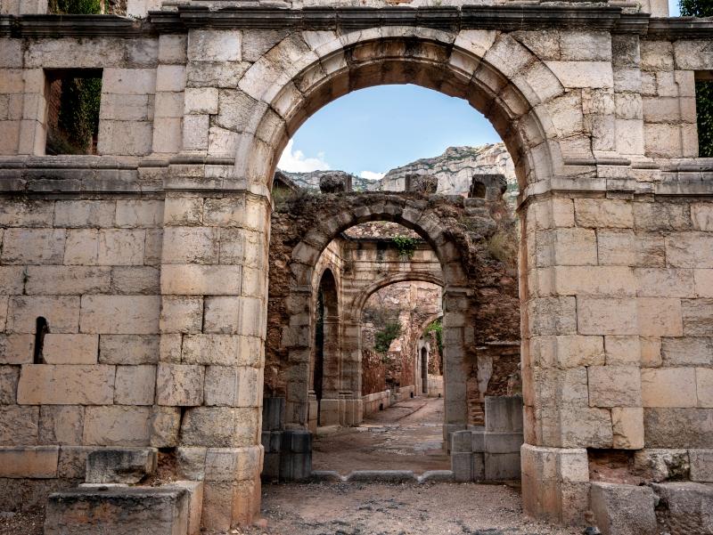 bogen escaladei kloster