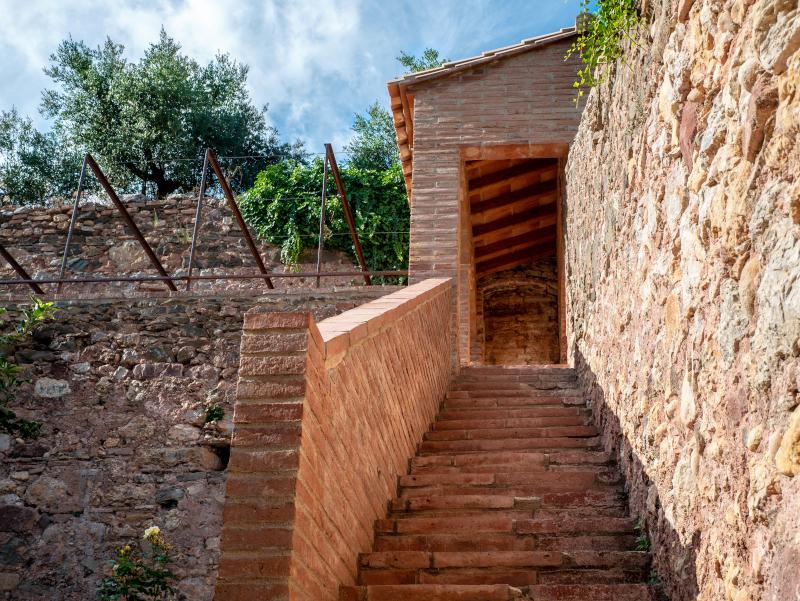 Zelle escaladei kloster Kartäuser Priorat