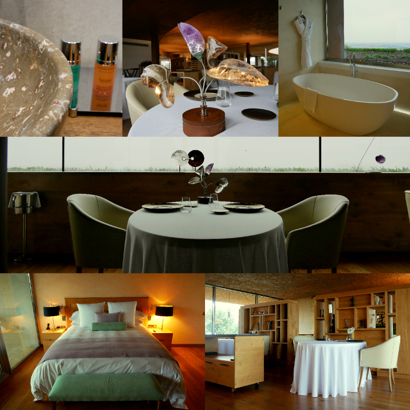 Hotel restaurant sants metges dor museum