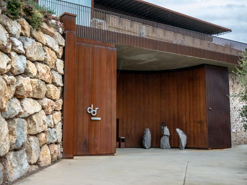 eingang architektur dor museum-costa brava f