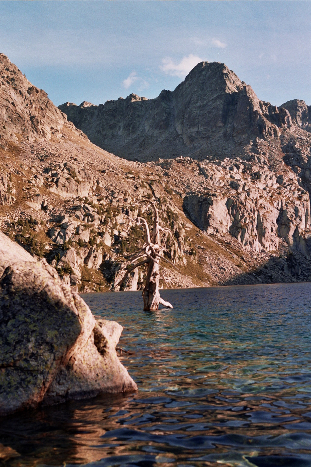 bergwandern pyrenäen