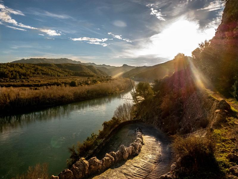 Miravet Ebro