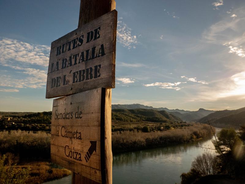 schlacht am Ebro Miravet