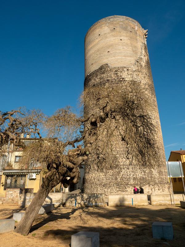 hostalric torre dels frares