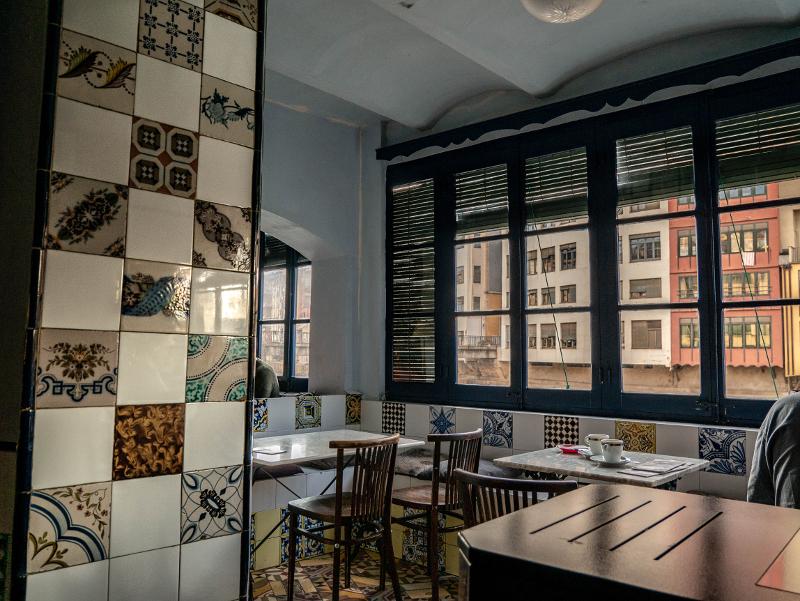 La Terra restaurant Girona
