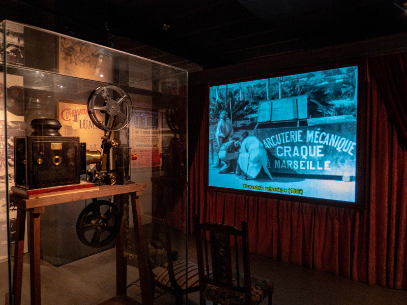 lumiere kino museum girona