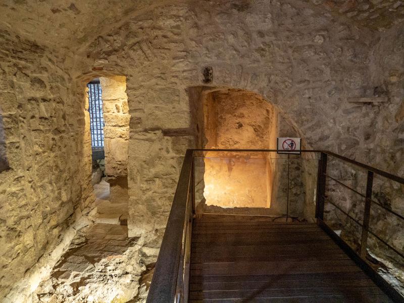 Mikwe Girona - Museum juedische Geschichte